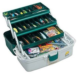 Tackle Box: Organize Important Accessories