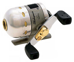 Shakespeare SYMCX Synergy Titanium Microcast Spincast Reel