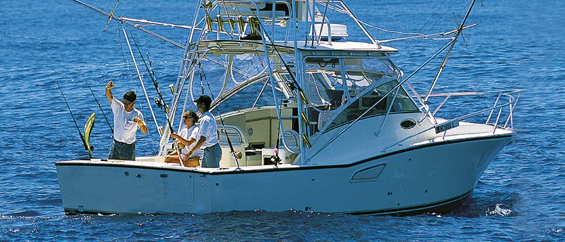 Buying a Fishing Boat Guide