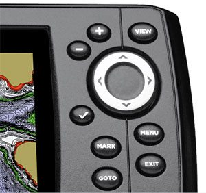 Humminbird Helix 5 DI GPS Additional Features