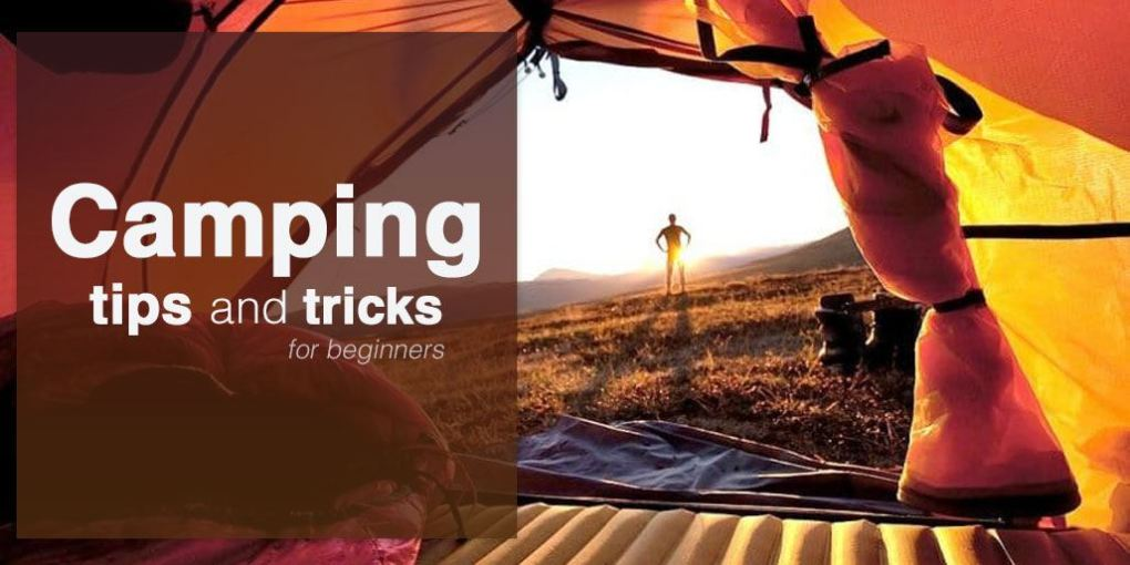 Tent Camping Tips & Tricks for Beginners