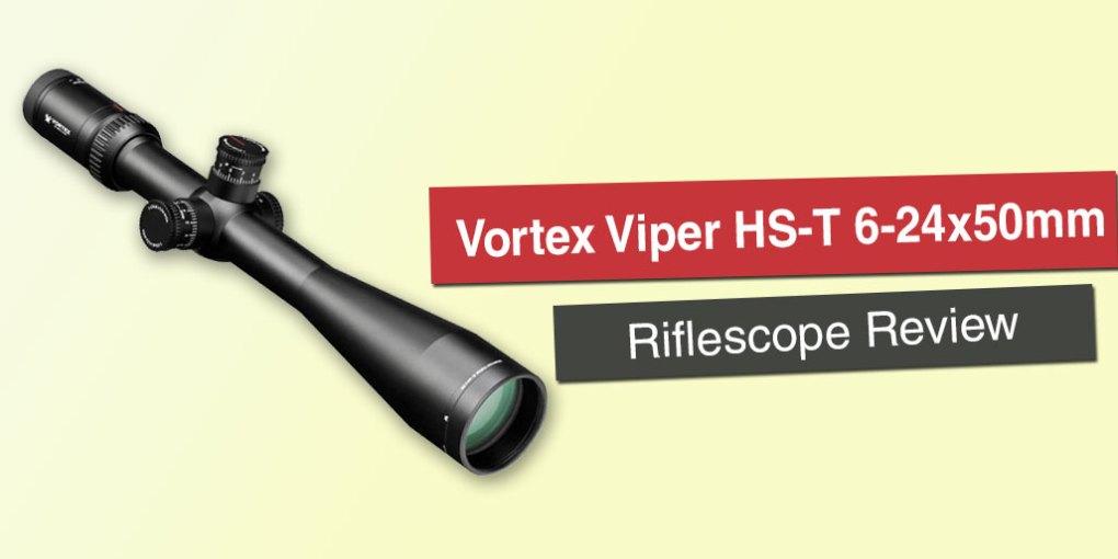 Vortex Viper HS-T 6-24x50mm