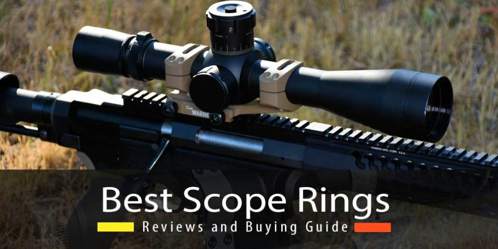 Best Scope Rings Reviews 2018