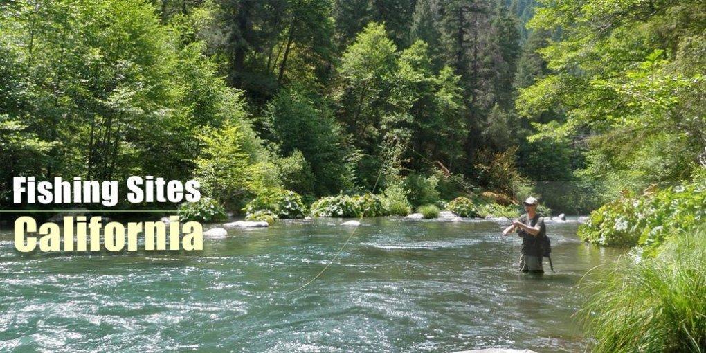 Best Fishing Sites in California