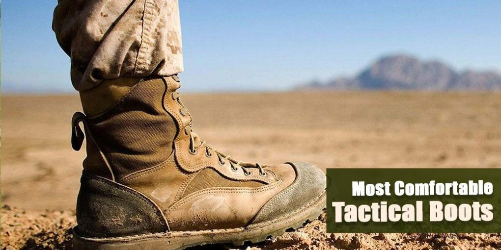 Most Comfortable Tactical Boots for Law Enforcement