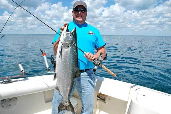 Downrigger Fishing Tips for Salmon