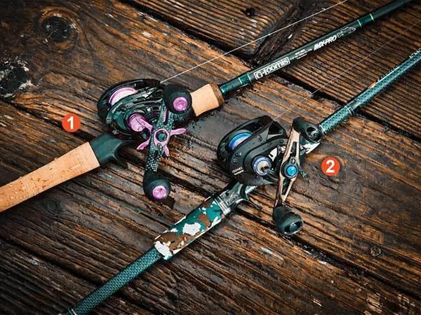Get an all-purpose fishing reel