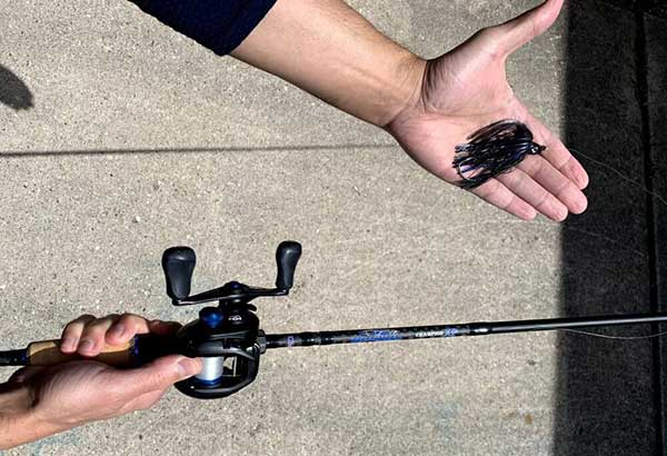 How to Fish a Swim Jig with Sidearm Casting Methods