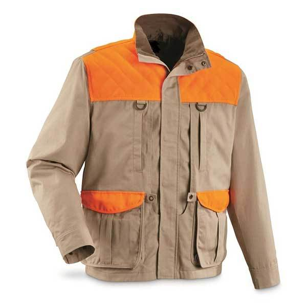What is Considered an Upland Jacket?