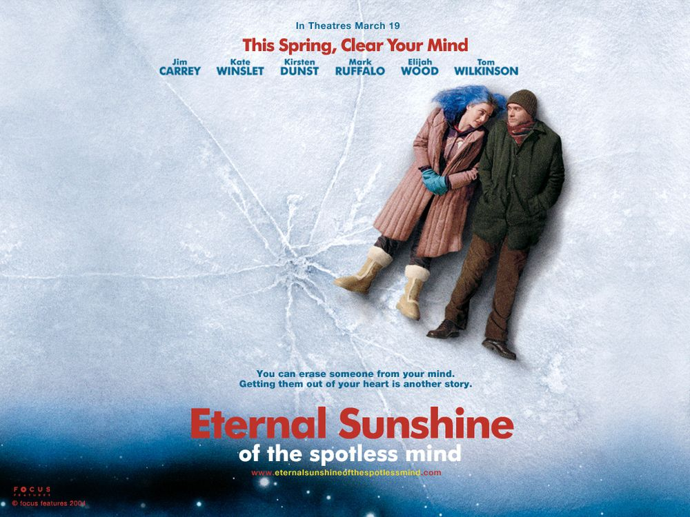 《Eternal Sunshine of the Spotless Mind》空與痛的取捨
