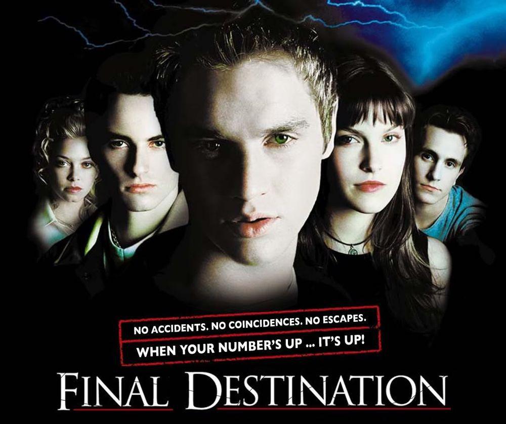 《Final Destination》胡鬧卻故作正經的驚悚B Movie