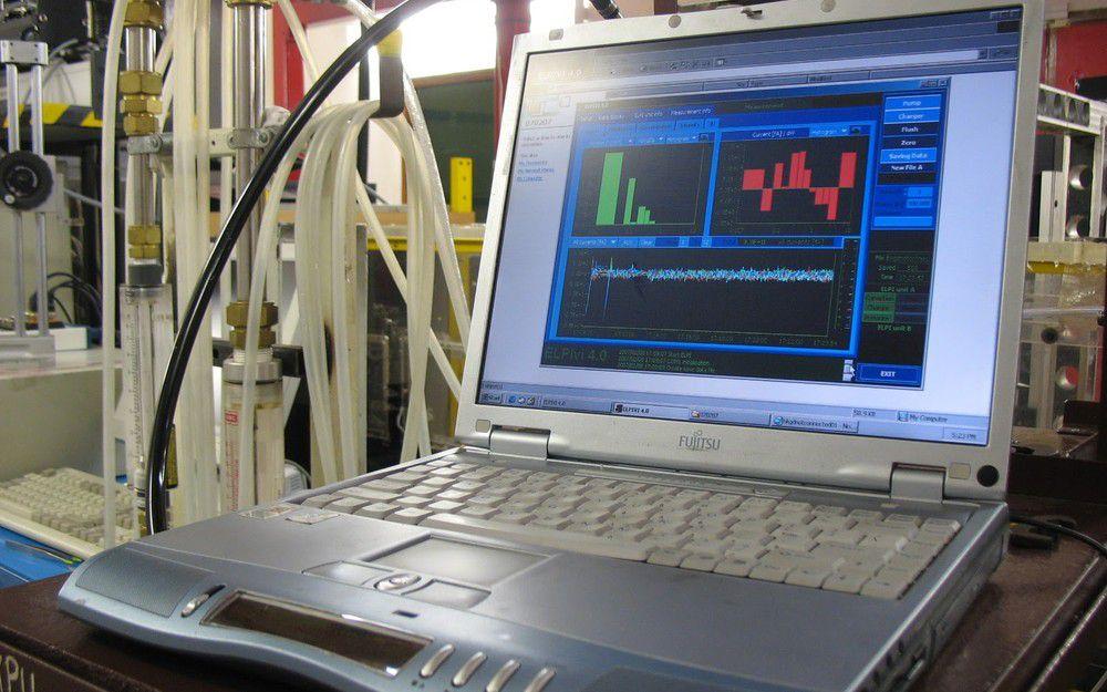 FYP - 在實驗室內量度數據