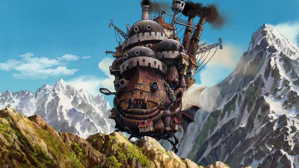 哈爾移動城堡