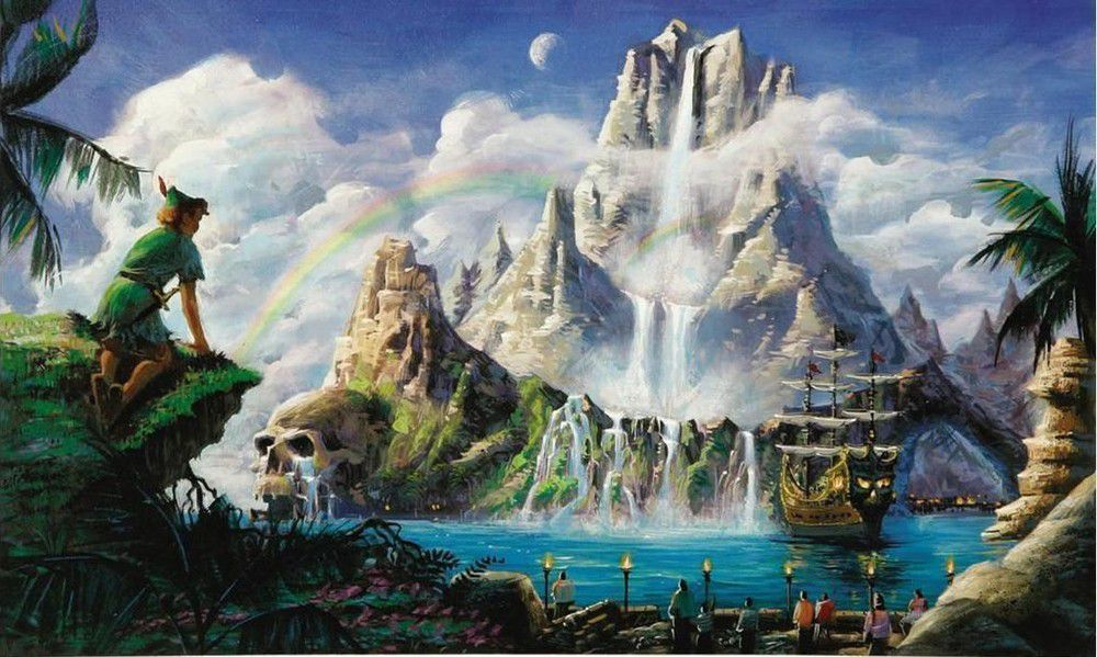 Neverland遊後感