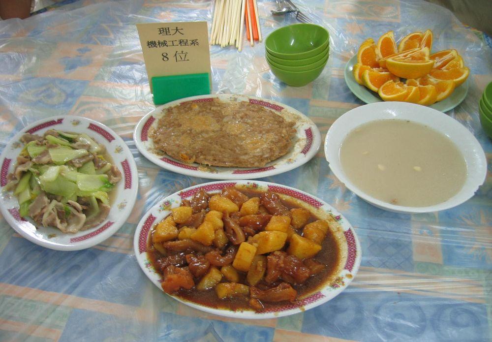 O Camp膳食