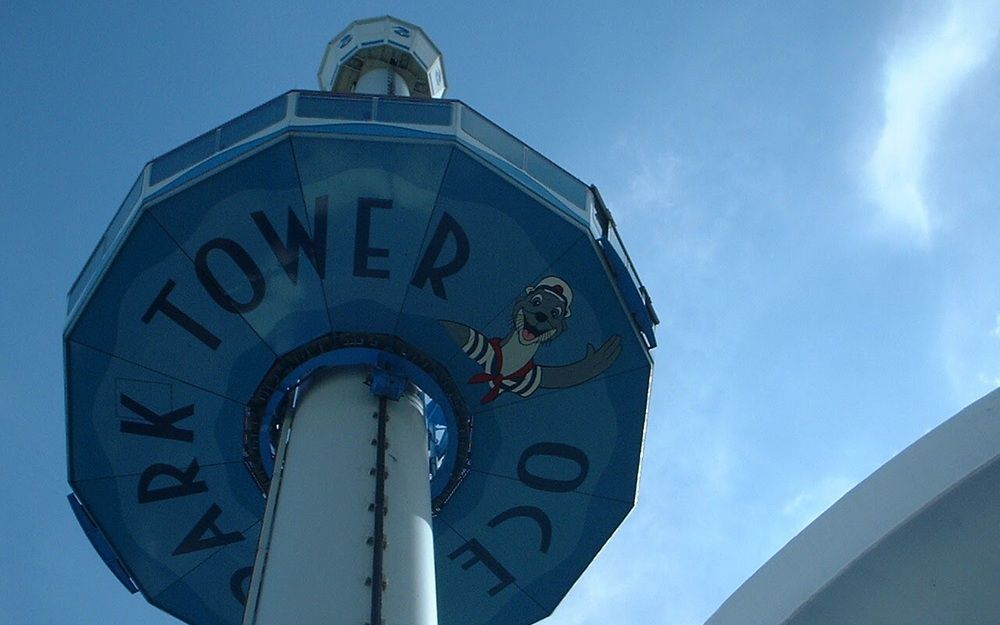 海洋公園遊2002 - 摩天塔