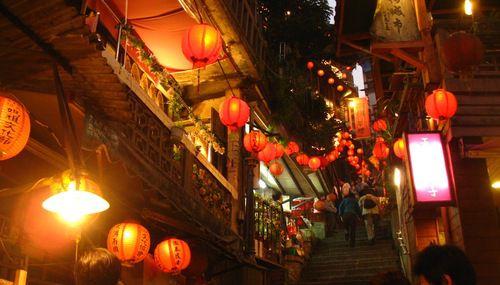 台北行2010: 燈火闌珊