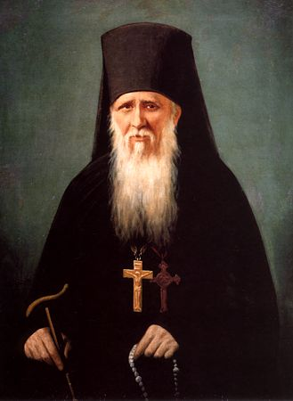 Image result for Sfantul Ambrozie de la Optina (1812-1891)