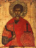 Великомученик Димитрий Солунский