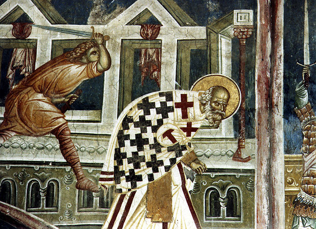 Szent Pankráciusz taorminai püspök vértanú
