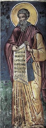 Преподобный Сисой Великий