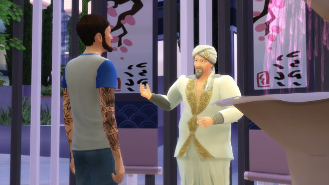 Andre DaSilva asks the Romance Guru for advice.