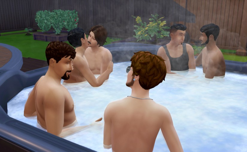 Hot Tub Club