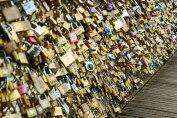 Love locks overdose Paris