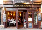 Le Jardin D'Artemis Restaurant Paris