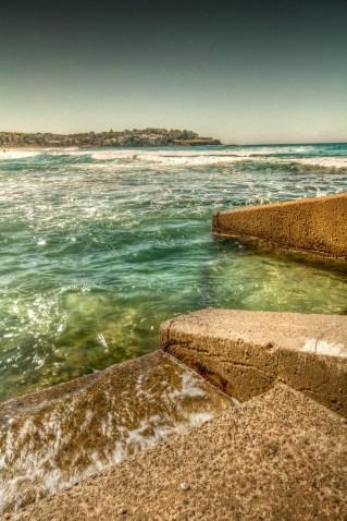 bondi beach steps