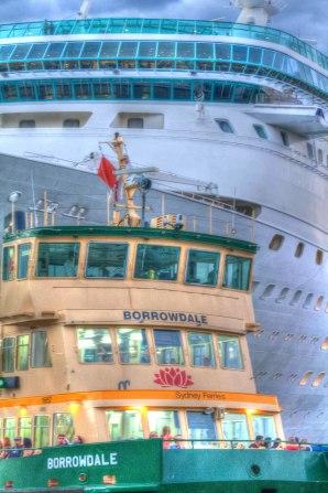 ferry & ship
