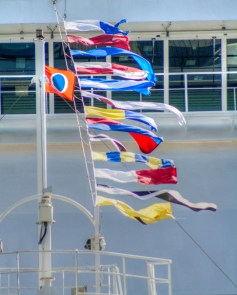 flags cruise liner