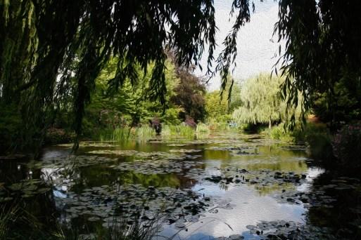 Monets Garden 2