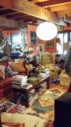 Margaret Olley studio