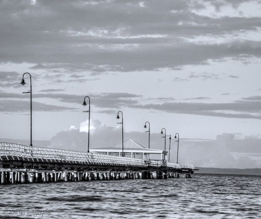 Shorncliffe Pier Brisbane