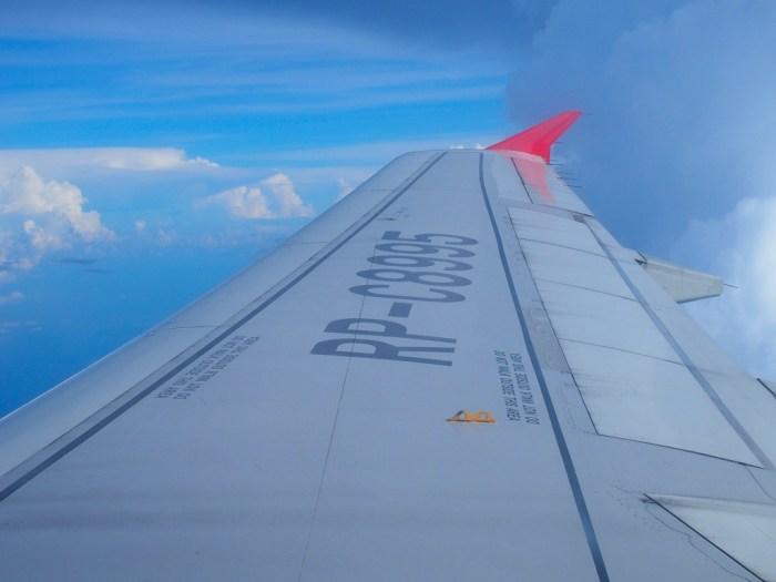 Philippinen-Flugzeug