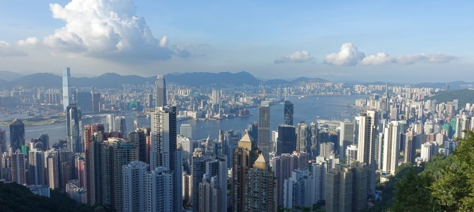 HongKong – 100% Luftfeuchtigkeit