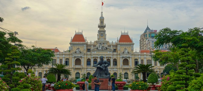 Ho Chi Minh City – ex. Saigon
