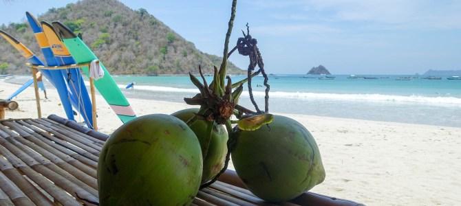 Lombok – Selamat Datang Trauminsel: Ruhe, Surfen, Kokosnüsse & Nasi Campur