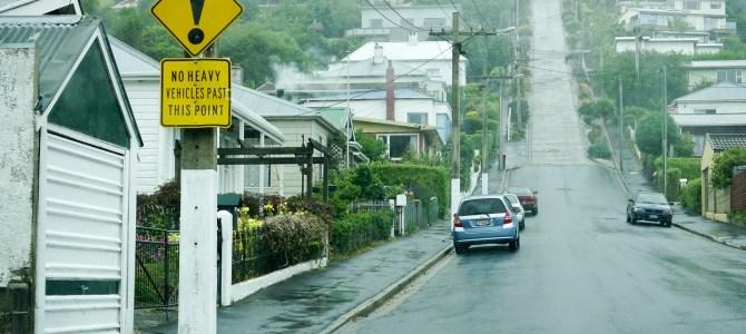 Dunedin (sprich Dunnajdn) & keine Albatrosse
