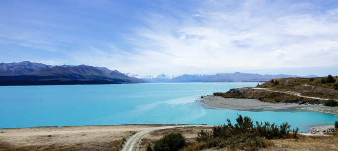Lake Tekapo, Pukaki & Mt.Cook – Magic Lakes & eine Panne