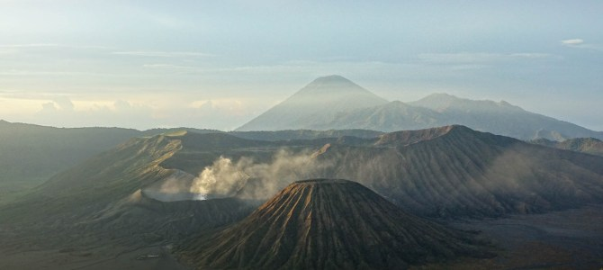 Java – Bromo: Wicked, wicked Wonderland