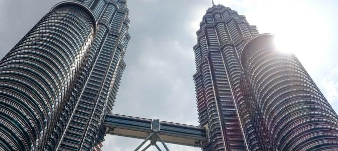 Kuala Lumpur: Christmastime bei 32°C !