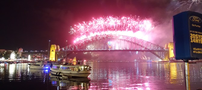 Sydney – New Year's Eve
