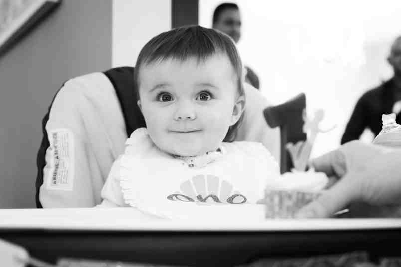 Kailee's First Birthday-10