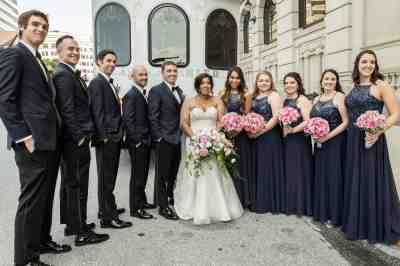 Hotel DuPont Wedding-25