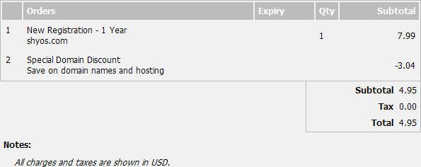 netfrims $4.95 domain coupon codes