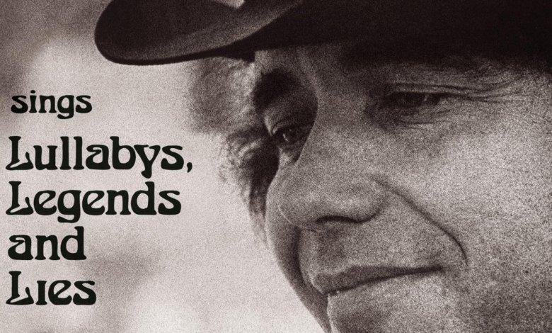 Bobby Bare Lullabys Album Cover