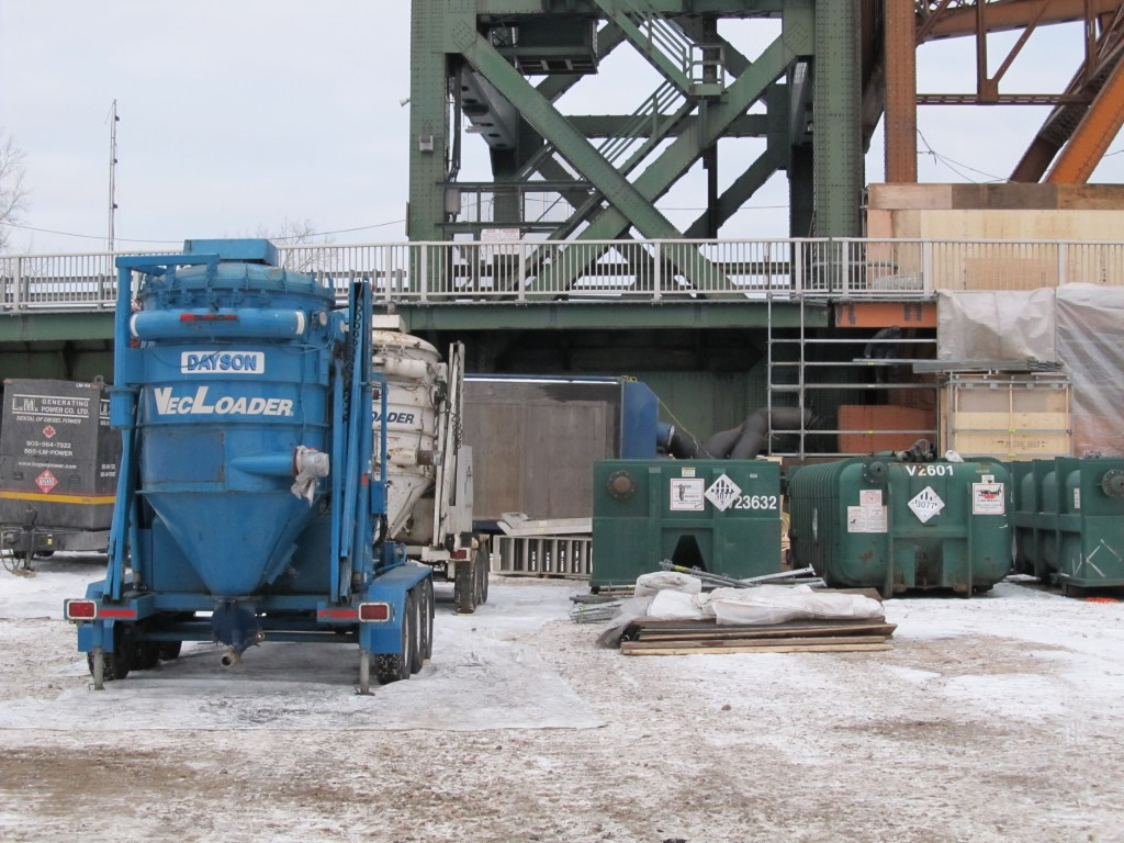 De-Humidification, Heating, Dust Collection, Vacuum and Waste Collection Equip. Compound