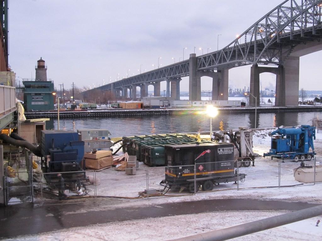 Burlington Canal Lift Bridge Project